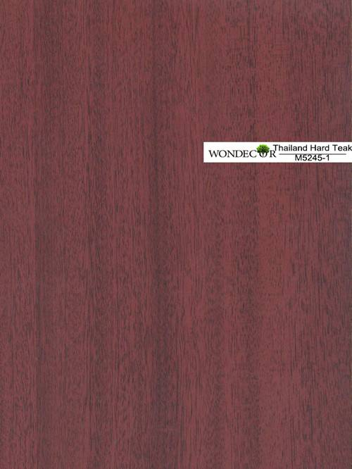 Wenge wood melamine paper for laminate MDF with 4*8feet/6*8feet