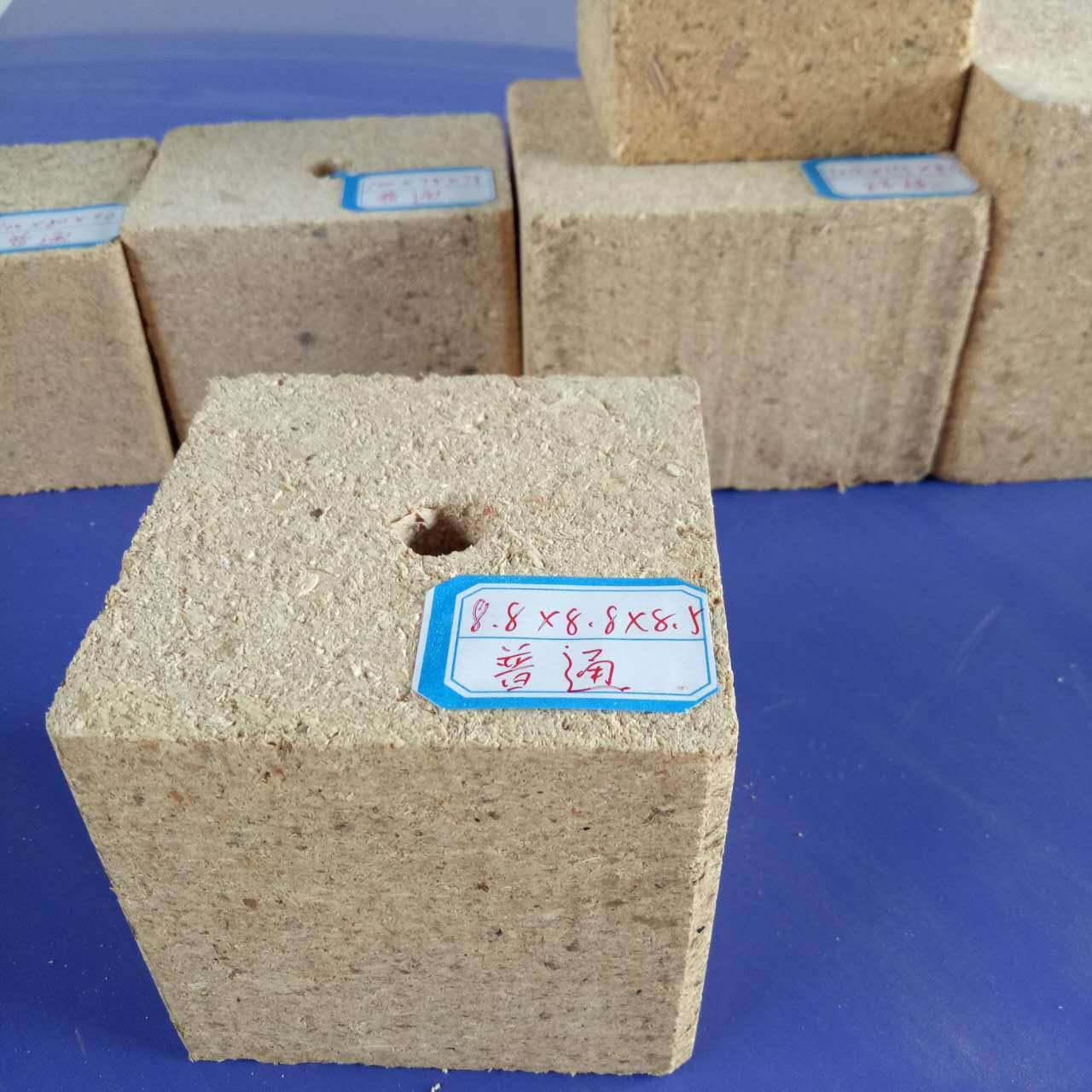 chip block for Pallet