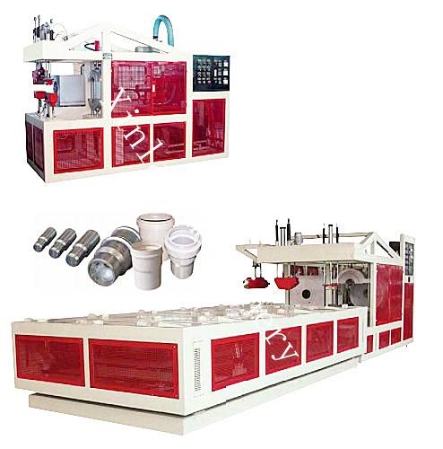 SGK40 automatic double pipe-expanding machine