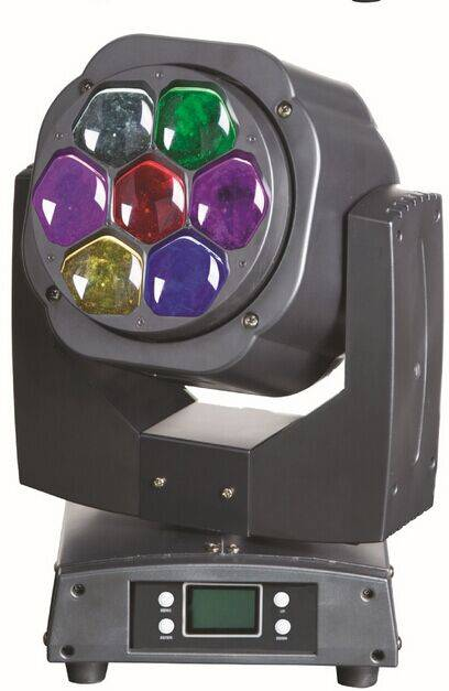 7*15W Led Mini Moving Head