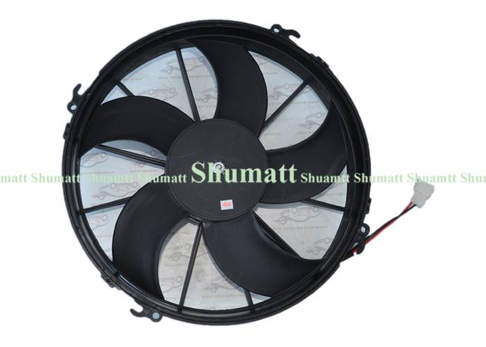 12v 24v Bus Aircon Parts Condenser Blower Cooling Fan Assembly Suit For Spal  Va01-Bp70/Ll-79s