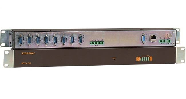 Media Control Systems based on Ethernet