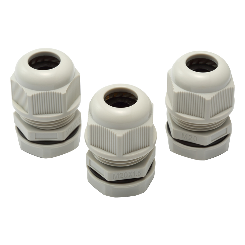 IP68 Waterproof Nylon Cable Gland PG Size