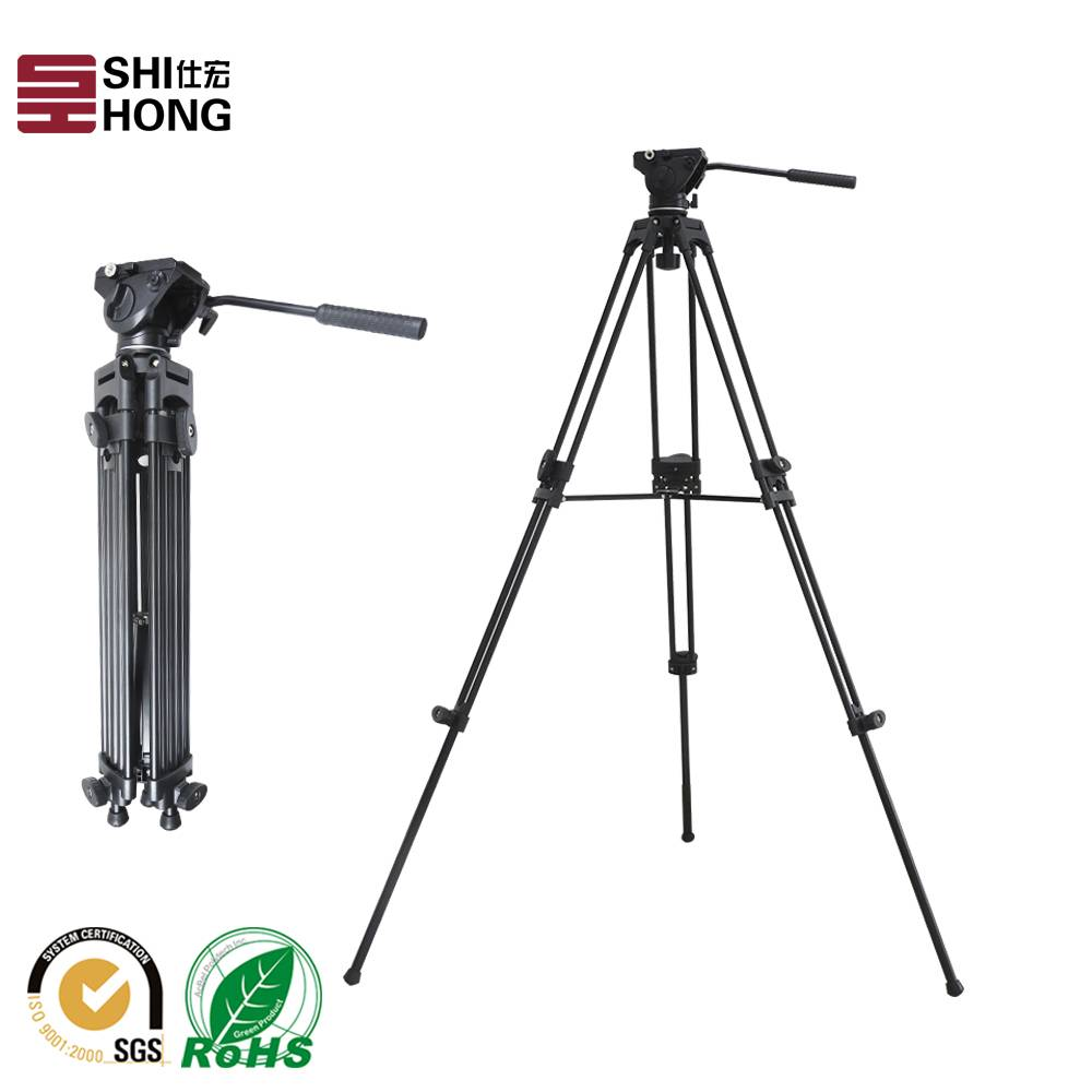 Professional Carbon Fiber Ball Head SLR DSLR Camera Tripod