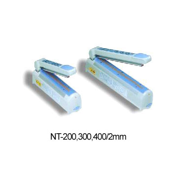NT-200,300,400/2mm Hand Sealer
