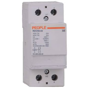 Modular household contactor home contactor with best quality