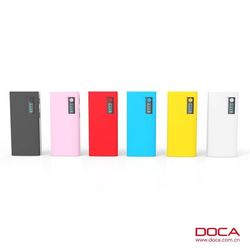 DOCA D566A 13000mAh universal power bank