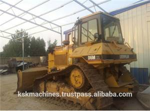 used bulldozer D6M