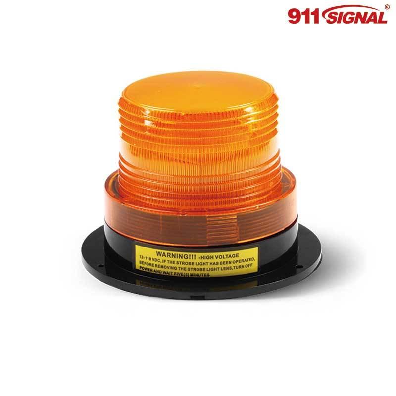 LED Emergency Vehicle Circle Xenon Beacons - F66