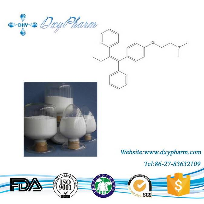 High quality Tamoxifen CAS:10540-29-1