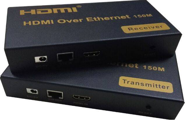HDMI KVM Over IP Extender 150m