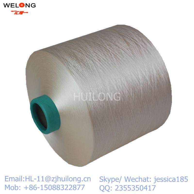 100% dty 150 denier polyester yarn