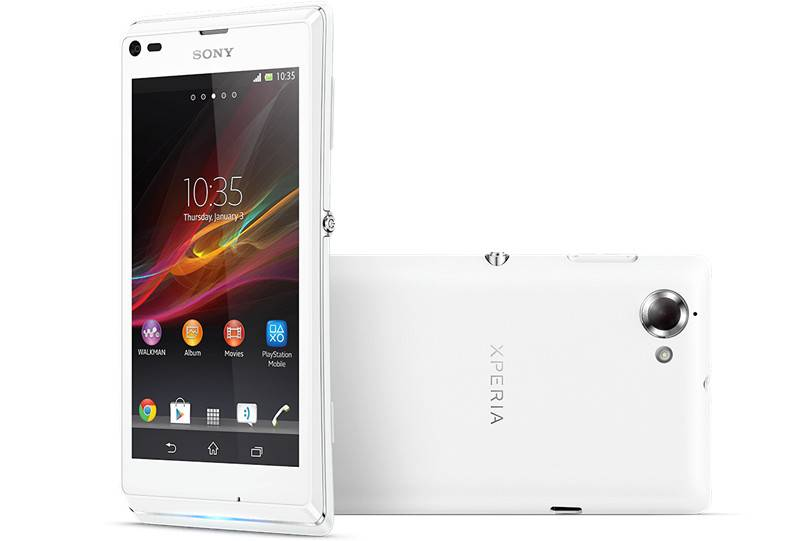 Sony Xperia L Android Cell Smartphone Cell phone