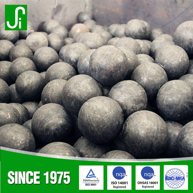 Grinding steel ball For the Mining ,Cement factory , Power plant