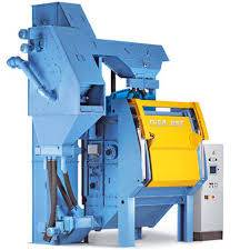 Tumble Belt Shot Blasting Machine/Tumble Sandblaster Hot Sale In China