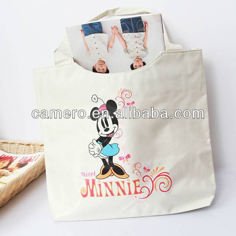 2014 New Style Disney waterproof handbag, shopping bag FROM factory