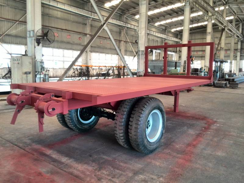 Single Axle Sugar Trailer