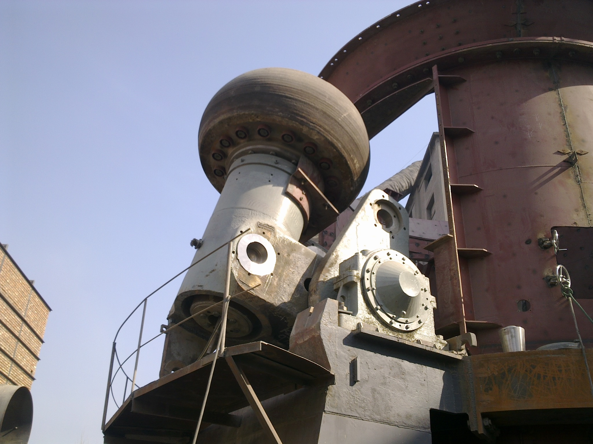 Grinding roller,grinding roller assembly,vertical roller mill parts,grinding mill parts