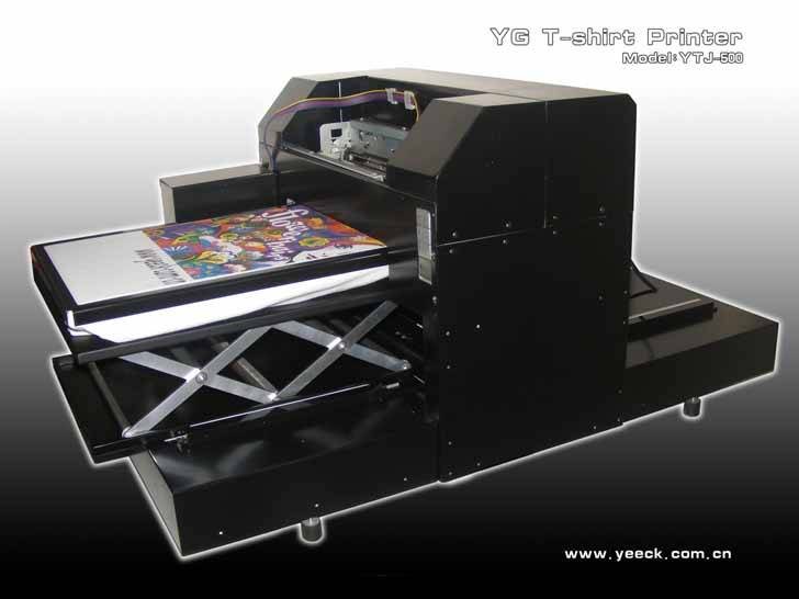 The DTG Printer for Creative T-shirt Printing