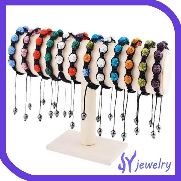 fashion Shamballa bracelet