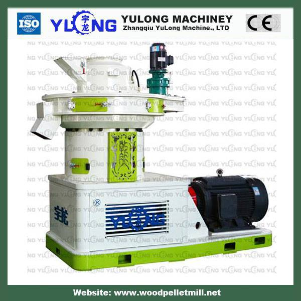 wood sawdust/rice husk/straw pellet mill machine