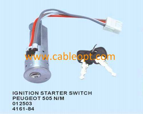 Ignition Starter Switch for Peugeot 505 O/M