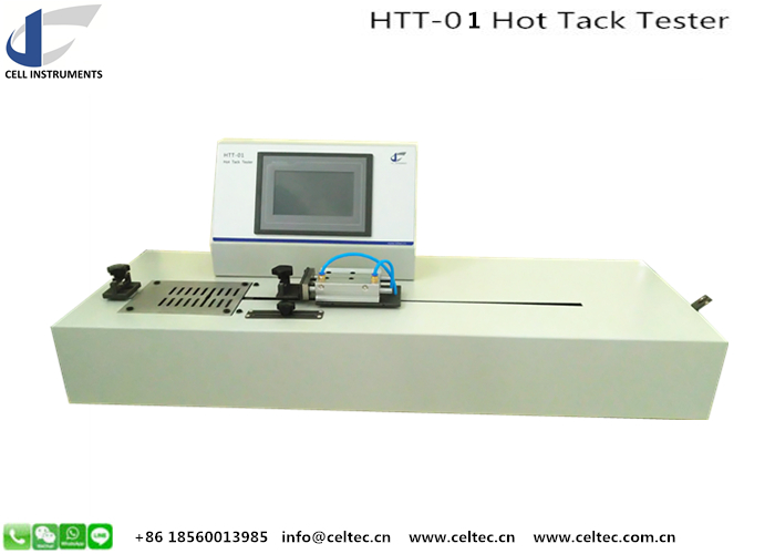 Hot Tack and Seal Tester(ASTM F2029,ASTM F1921)