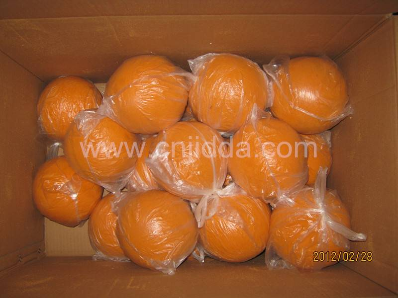 80mm Concrete Pump Pipe Parts Cleaning Ball