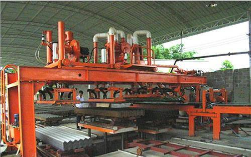 asbestos roof tiles making machine SKYPE: mica.song_1