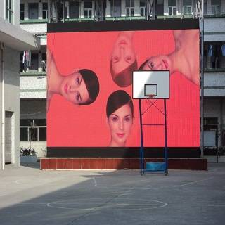 P10 Outdoor led display screen advertising led billboard led signage led video wall fixed led screen