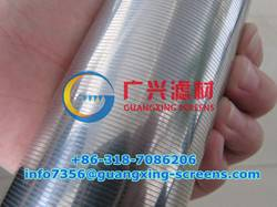 wedge wire screen cylinder, beer candles