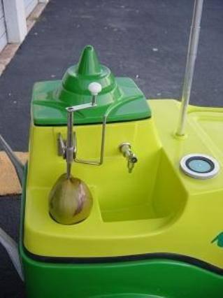 Coconut Water Pushcart