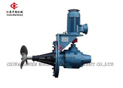 Mechanical agitator mixer stirrer