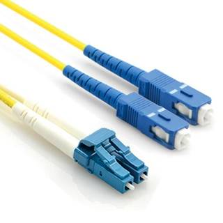 LC/ SC/ MTRJ/ FC/ ST Singlemode (9/125um) Fiber Optic Cables Patch Cords