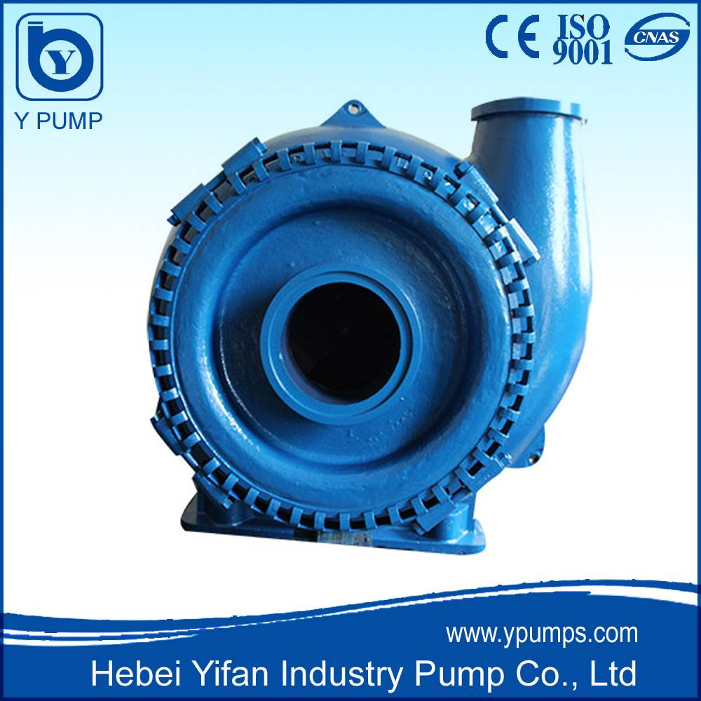 Sand and Gravel Pump, Dry Sand Pump
