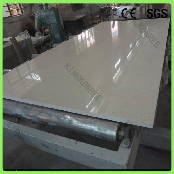 High density artificial stone quartz slab