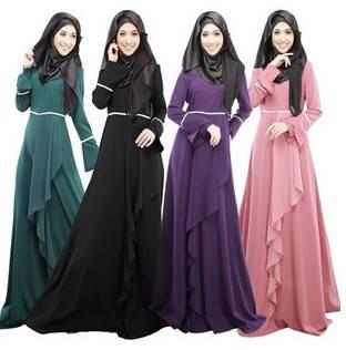 various designs and colors muslim women abaya kaftan dress