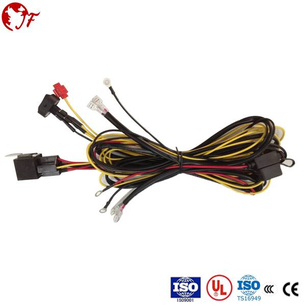 wiring harness for honda civic fog light acura rsx toyota camry nisan