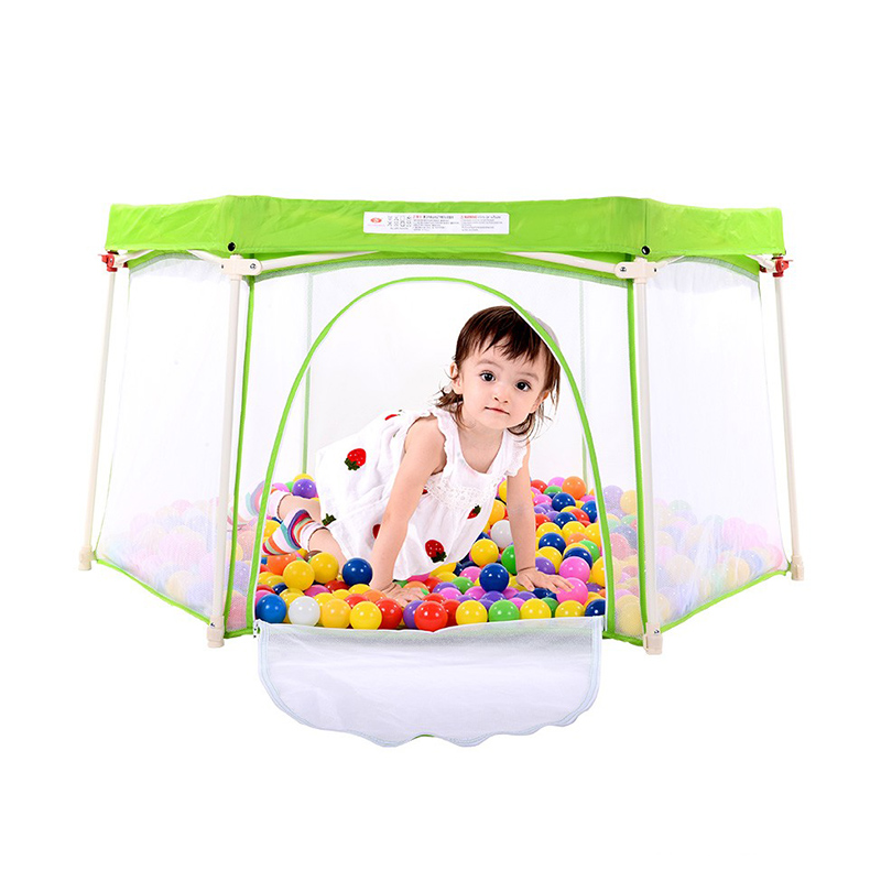 Baby playpen manufacture eco friendly folding safety travel baby playpen