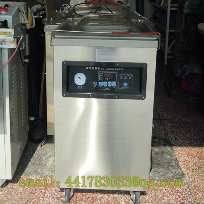 DZ-400 / 2E single chamber vacuum packing machine Vertical Vacuum Packaging Machine Rice Tea vacuum