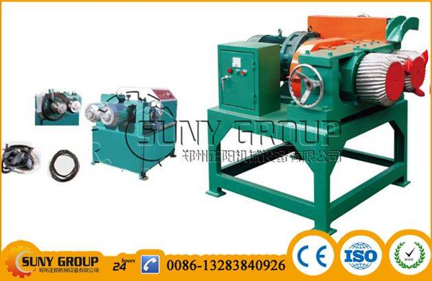 Tire Bead Wire Separating Machine