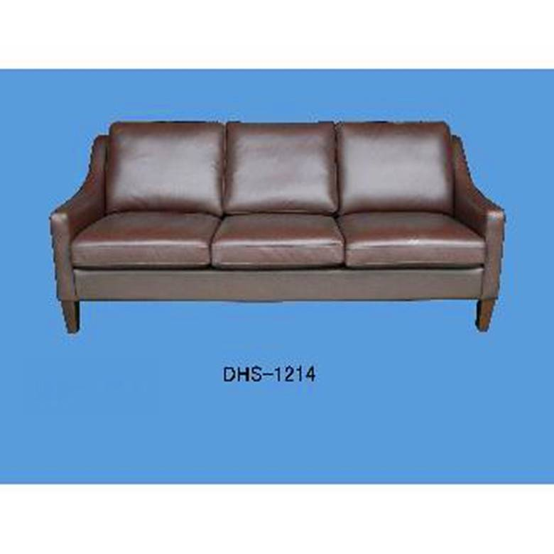 Leather sofas DHS-1214