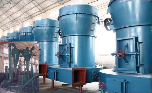 High Pressure Suspension Grinder