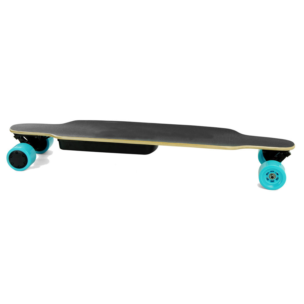 Remoter Controled 4-wheel electric skateboard for adult