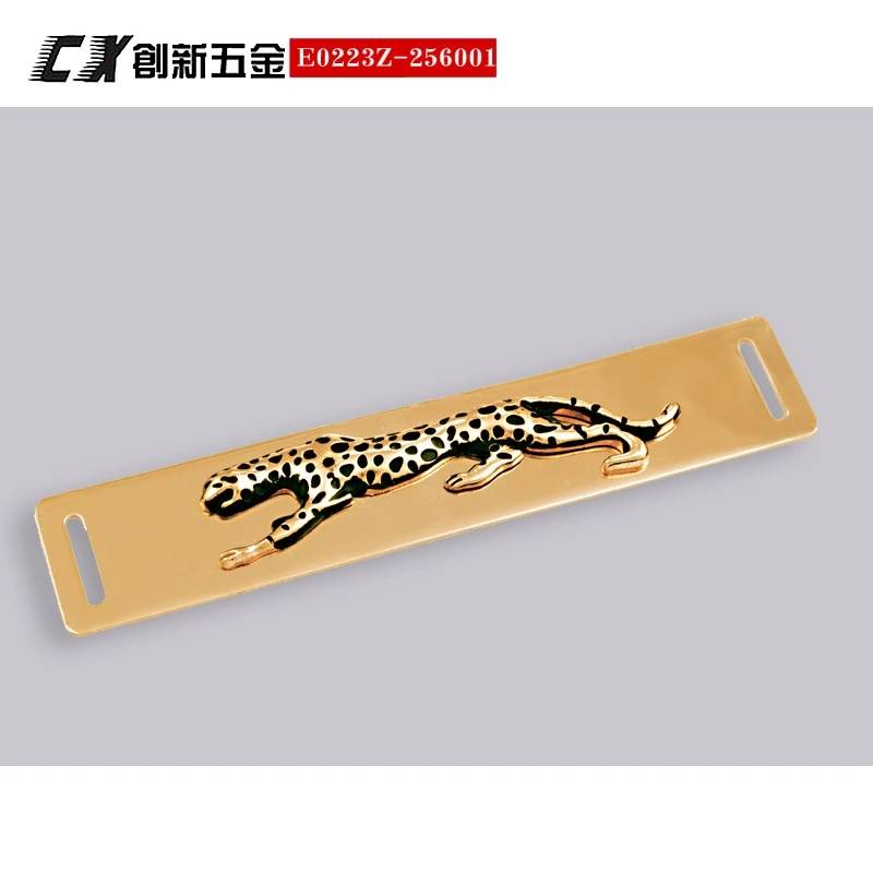 customizable metal belt&waistband