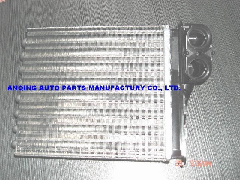 auto Aluminum radiator for Dacia 6001547484