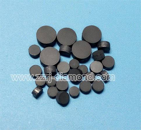 Self Supported Round Diamond Wire Drawing Die Blanks