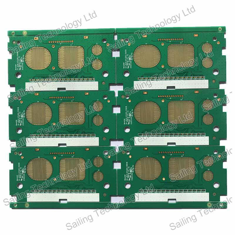 6 layer pcb, 1.6mm Military PCB, Military pcb Manufacturer
