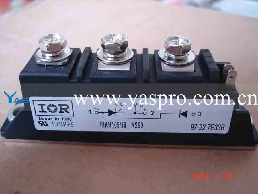 IRKH105-16 IR Thyristor Module