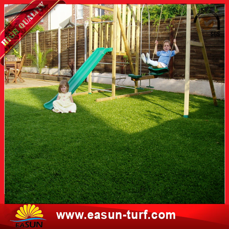 Chinese Landscape Artificial Grass turf synthetic grass turf Landscape-Donut